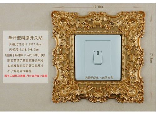 light switch cover STL-1025