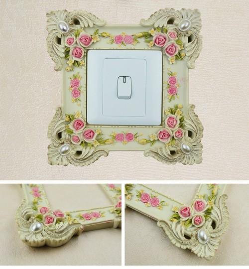 light switch cover STL-1026