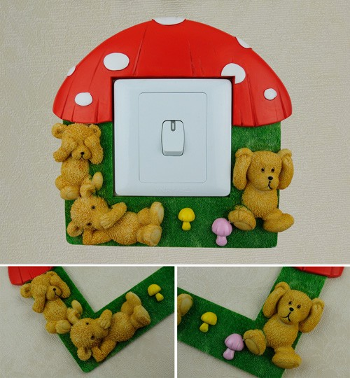 light switch cover STL-1029