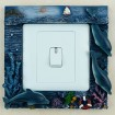 dolphin light switch cover STL-1014