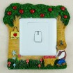light switch cover STL-1017