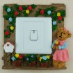 light switch cover STL-1018